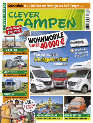 Clever Campen 01/2016