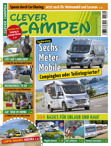 Clever Campen March 22, 2016 00:00