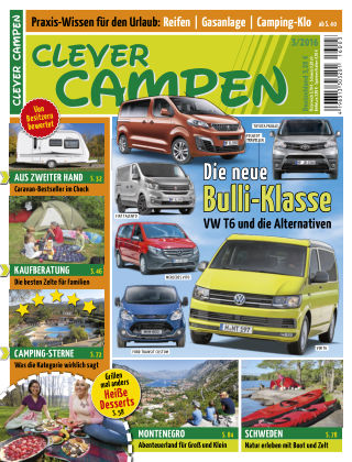 Clever Campen 03/2016