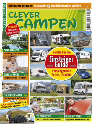 Clever Campen 01/2017