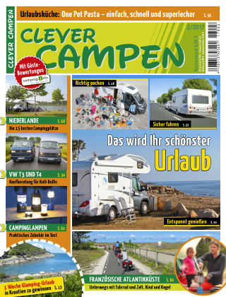 Clever Campen 02/2017
