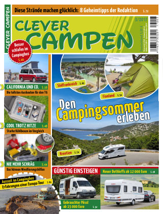Clever Campen 3/2017