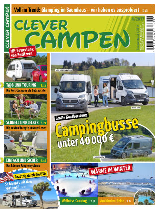 Clever Campen 4/2017