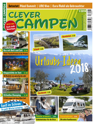 Clever Campen 01/2018
