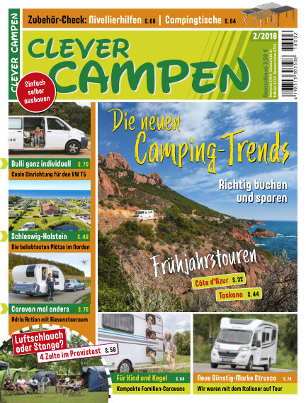 Clever Campen March 27, 2018 00:00