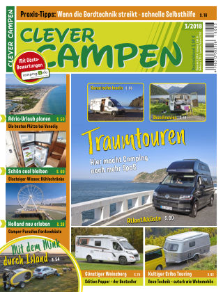 Clever Campen 3/2018