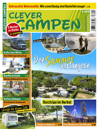 Clever Campen 4/2018