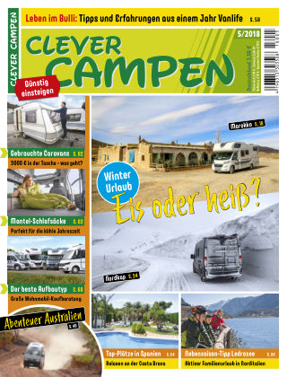 Clever Campen 05 2018