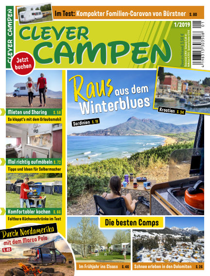 Clever Campen January 02, 2019 00:00