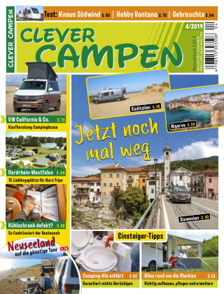 Clever Campen 04 2019