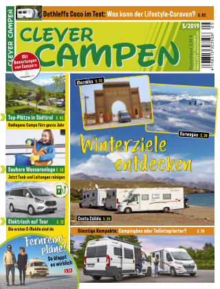 Clever Campen 05 2019