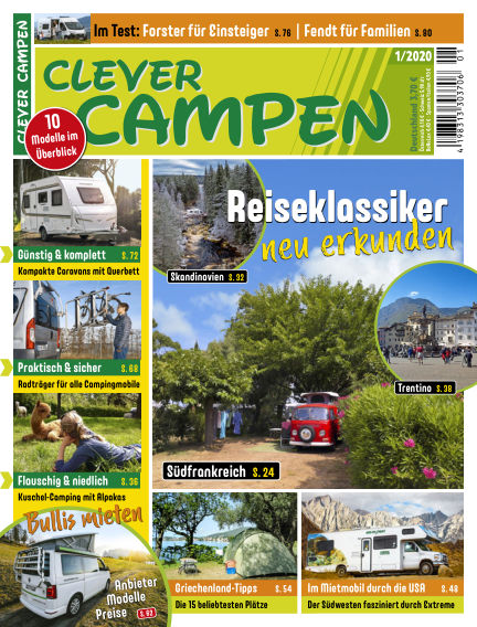 Clever Campen January 07, 2020 00:00