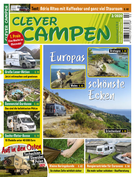 Clever Campen March 24, 2020 00:00