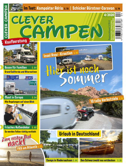 Clever Campen August 18, 2020 00:00