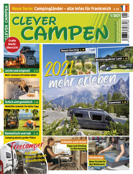 Clever Campen January 12, 2021 00:00