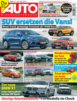 AUTOStraßenverkehr 17/2015