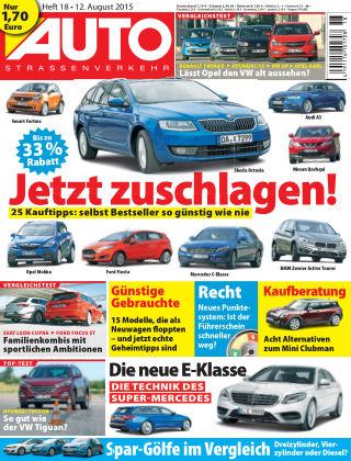 AUTOStraßenverkehr 18/2015