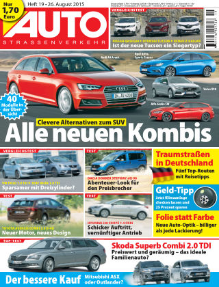 AUTOStraßenverkehr 19/2015