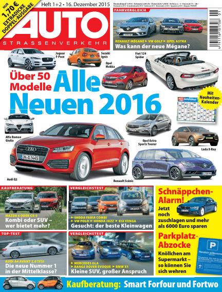 AUTOStraßenverkehr December 16, 2015 00:00