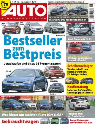 AUTOStraßenverkehr 18/2016