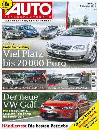 AUTOStraßenverkehr 23/2016