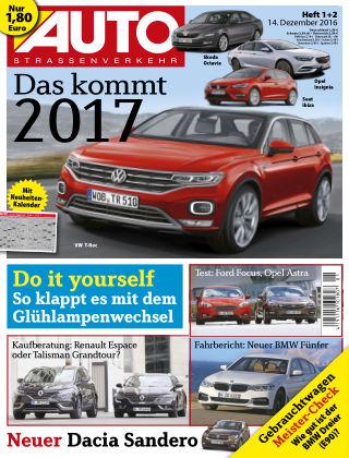 AUTOStraßenverkehr 01-02/2017