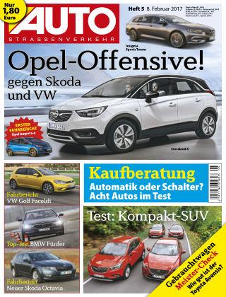AUTOStraßenverkehr 05/2017