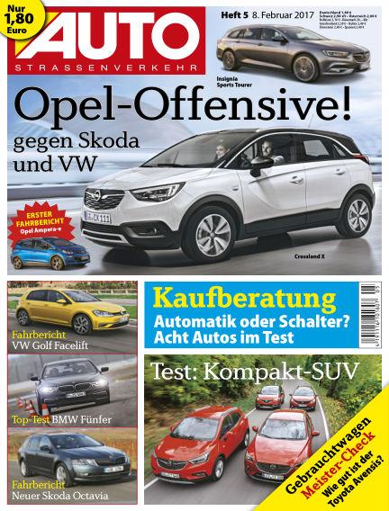 AUTOStraßenverkehr February 08, 2017 00:00