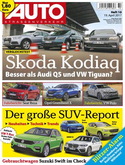 AUTOStraßenverkehr April 19, 2017 00:00