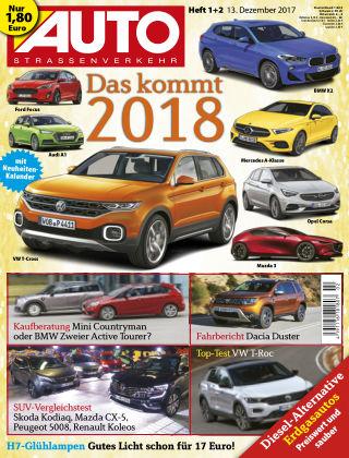 AUTOStraßenverkehr 02/2018