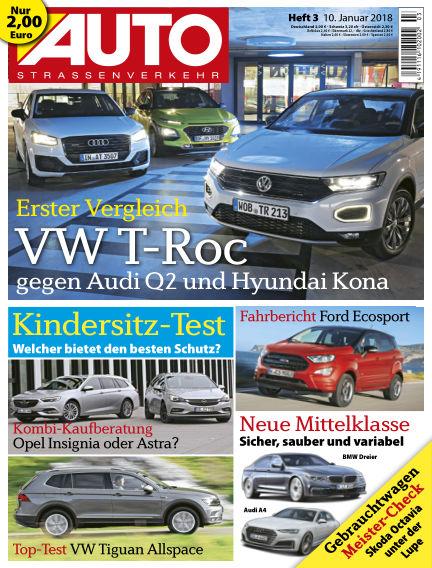 AUTOStraßenverkehr January 10, 2018 00:00