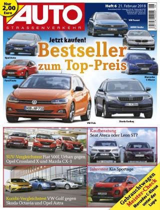 AUTOStraßenverkehr 06/2018
