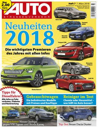 AUTOStraßenverkehr 07/2018