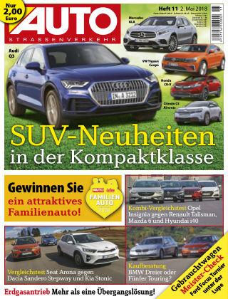 AUTOStraßenverkehr 11/2018