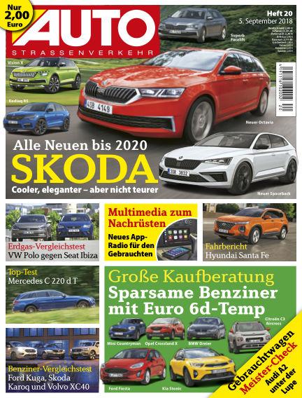 AUTOStraßenverkehr September 05, 2018 00:00