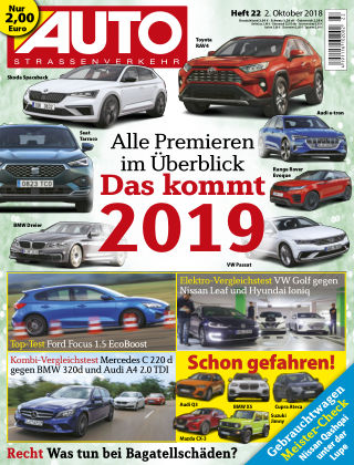 AUTOStraßenverkehr 22/2018