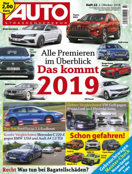 AUTOStraßenverkehr October 02, 2018 00:00