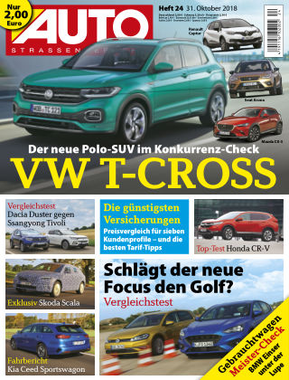 AUTOStraßenverkehr 24/2018