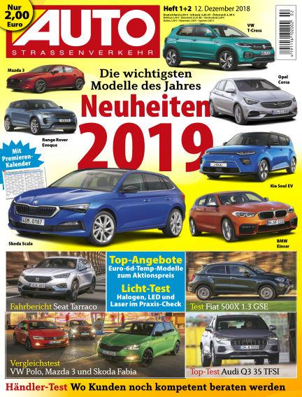 AUTOStraßenverkehr December 11, 2018 00:00