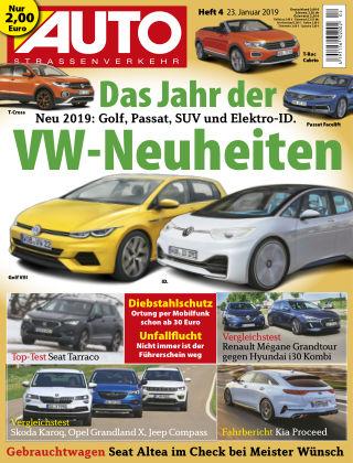 AUTOStraßenverkehr 04/2019