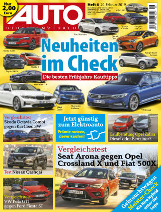 AUTOStraßenverkehr 06/2019