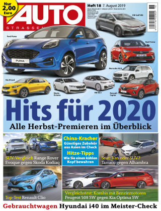 AUTOStraßenverkehr 18 2019