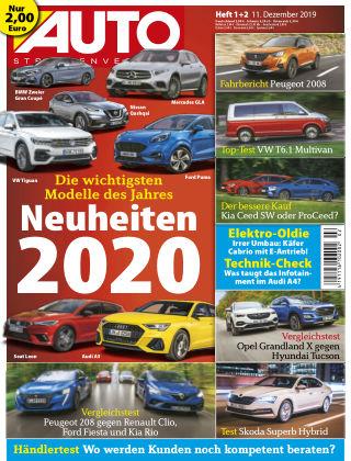 AUTOStraßenverkehr 01/02 2020