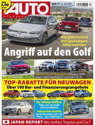 AUTOStraßenverkehr 17 2020