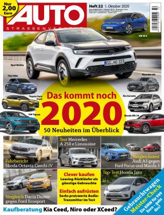 AUTOStraßenverkehr 22 2020