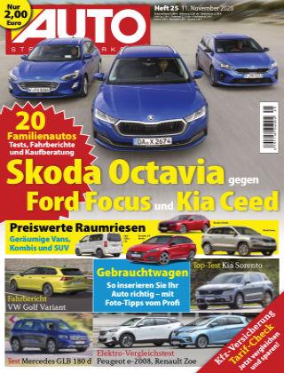 AUTOStraßenverkehr 25 2020