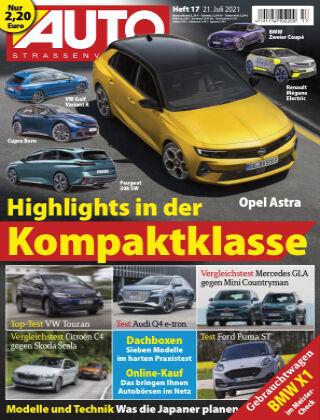 AUTOStraßenverkehr 17 2021