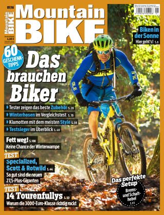 MOUNTAINBIKE 01/2016