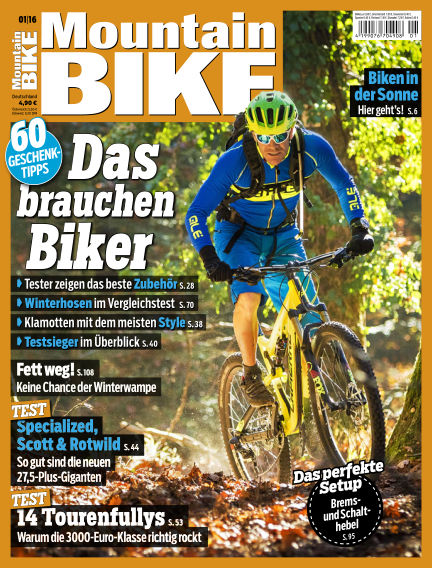 MOUNTAINBIKE November 28, 2015 00:00
