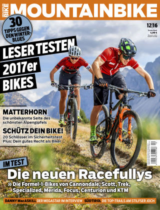 MOUNTAINBIKE 12
